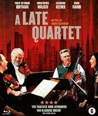 A Late Quartet-Blu-Ray