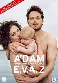 A'dam & E.V.A. (Amsterdam En Vele Anderen) - Seizoen 2-DVD