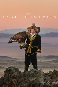 The Eagle Huntress-DVD
