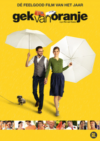 Gek Van Oranje-DVD