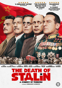 The Death Of Stalin-DVD