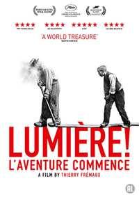 Lumiere! L'Aventure Commence-DVD