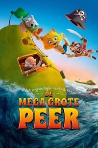 Ongelooflijke Verhaal Van De Mega Grote Peer-DVD