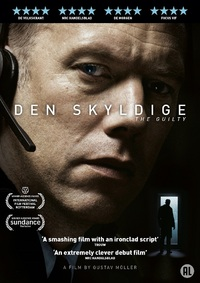 Den Skyldige (The Guilty)-DVD