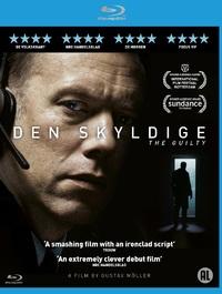 Den Skyldige (The Guilty)-Blu-Ray