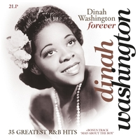 Forever - 35 Greatest R&B-Dinah Washington-LP