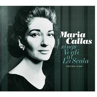 Sings Verdi At La Scala-Maria Callas-LP