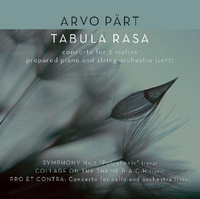 Tabula Rasa-A. Part-CD