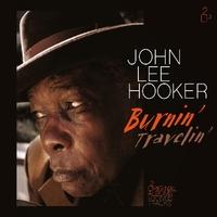 Burnin'/.. -Coloured--John Lee Hooker-LP