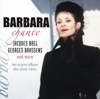 Chante Jacques Brel,..-Barbara-CD