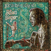 Blues Singer-HQ/Gatefold--Buddy Guy-LP