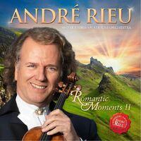 Romantic Moments II-Andre Rieu, Johann Strauss Orchestra-CD
