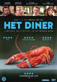 Het Diner-DVD