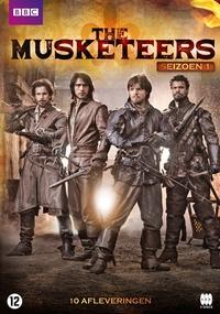 Musketeers - Seizoen 1-DVD