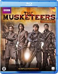 Musketeers - Seizoen 1-Blu-Ray