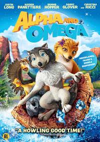 Alpha And Omega-DVD