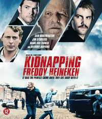 Kidnapping Freddy Heineken-Blu-Ray
