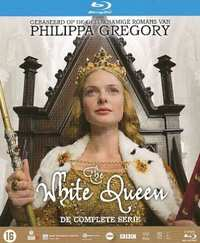 White Queen-Blu-Ray