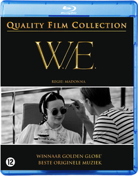 W.E.-Blu-Ray