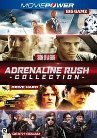 Adrenaline Rush Collection 1-Blu-Ray