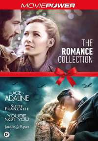 Romance Collection (2016)-DVD