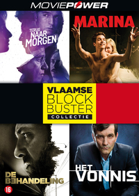 Vlaamse Blockbuster Collection-DVD