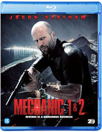 Mechanic 1-2-Blu-Ray