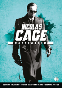 Nicolas Cage Collection-DVD
