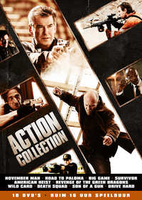 Action Collection-DVD