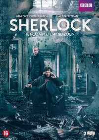 Sherlock - Seizoen 4-DVD