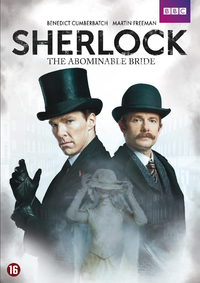 Sherlock - The Abominable Bride-DVD