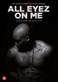 All Eyez On Me-DVD