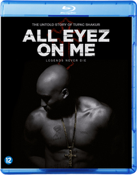All Eyez On Me-Blu-Ray