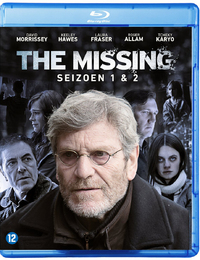 The Missing - Seizoen 1-2-Blu-Ray
