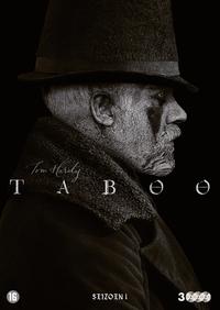 Taboo - Seizoen 1-DVD