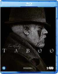Taboo - Seizoen 1-Blu-Ray
