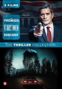 The Thriller Collection (3 Films)-DVD