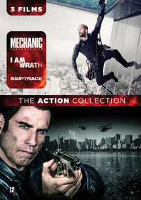 The Action Collection 3 (3 Films)-DVD