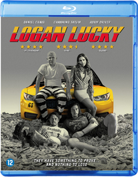 Logan Lucky-Blu-Ray