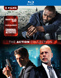 The Action Collection 2 (3 Films)-Blu-Ray