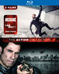 The Action Collection 3 (3 Films)-Blu-Ray