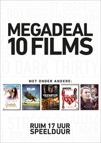 Megadeal 10 Films (Wit)-DVD