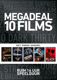 Megadeal 10 Films (Zwart)-DVD