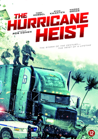 The Hurricane Heist-DVD