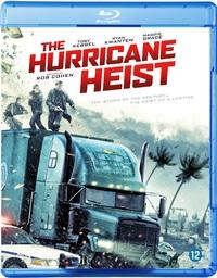 The Hurricane Heist-Blu-Ray