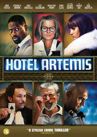 Hotel Artemis-DVD