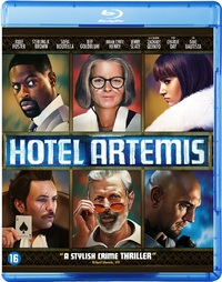Hotel Artemis-Blu-Ray