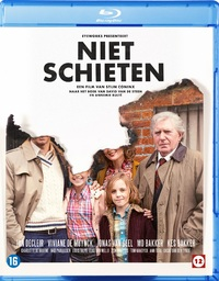 Niet Schieten-Blu-Ray