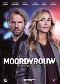 Moordvrouw - Seizoen 1-7-DVD