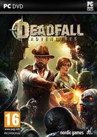 Deadfall Adventures-PC CD-DVD